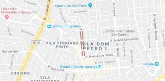 Rua Professor Adalgiso Pereira
