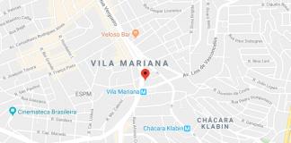 Metrô Vila Mariana