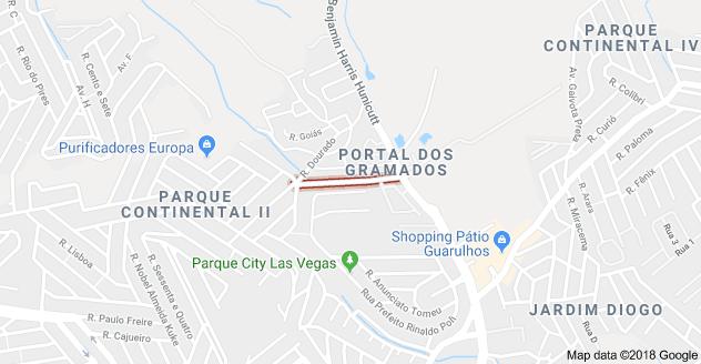 Vila Rio Rua Anália Franco Guarulhos