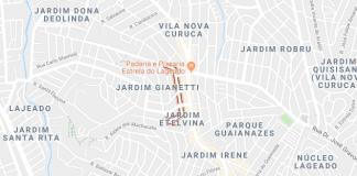 Jardim Lajeado Rua Jurandir Pais Leme