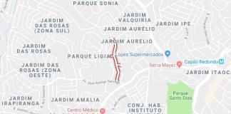 Jardim Aurélio Rua Maria Clara da Silva Sant'Anna
