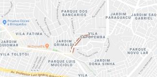 Jardim Grimaldi Rua Visconde de Souza Franco
