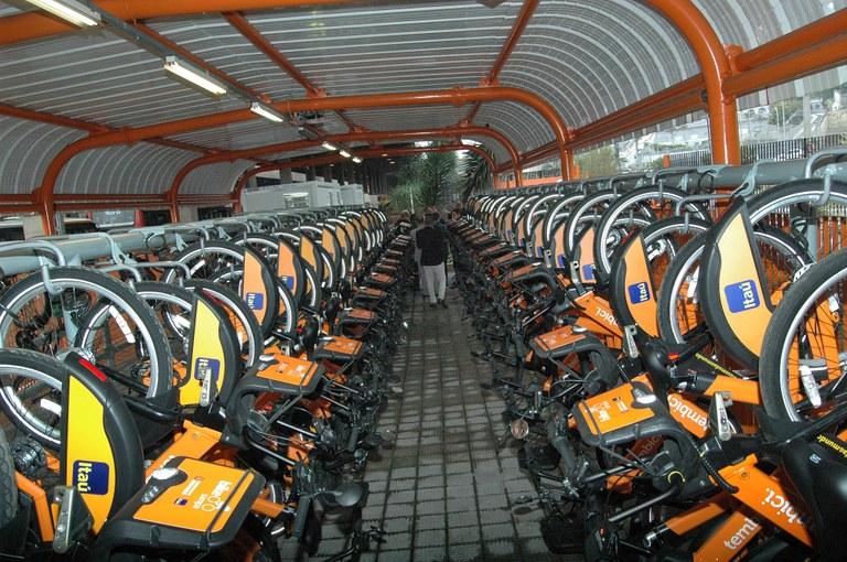 bike estação