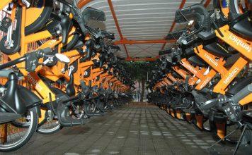 estação bike bicicleta
