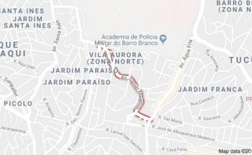 Avenida Daniel Malettini Vila Aurora