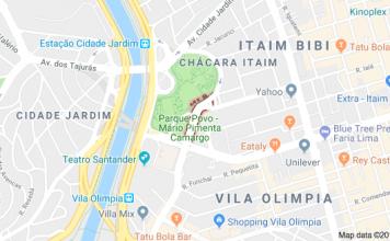 Avenida Henrique Chamma Itaim Bibi