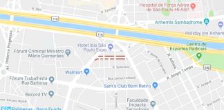 148P/10 Barra Funda Rua Baronesa de Porto Carreiro