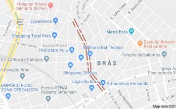 Rua Maria Marcolina
