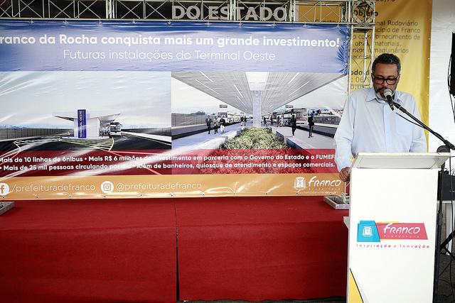 Terminal de Ônibus Oeste Franco da Rocha