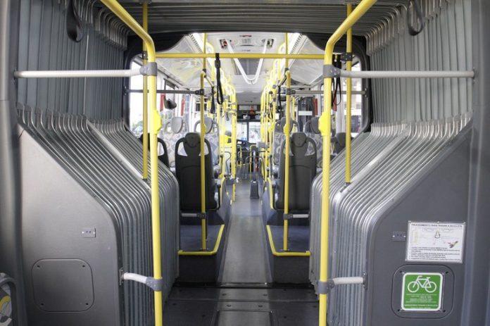 ônibus novos sptrans