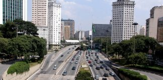 Operação Estrada são paulo avenida 23 de maio