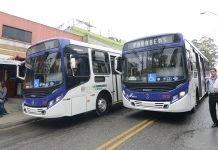 novos ônibus sbctrans sbc