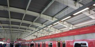 Estação no Cecap Linha 13-Jade