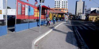 Rua Baruel Suzano
