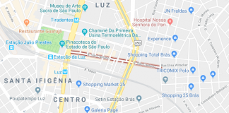 Rua São Caetano Vila Sabrina