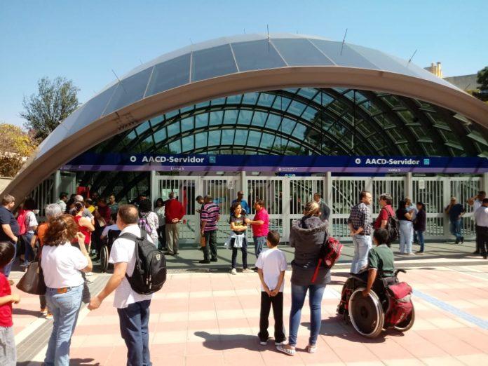 estação aacd servidor inauguração