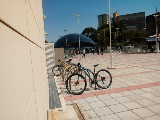 estação aacd servidor paraciclo