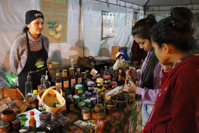 festival do cambuci mesa