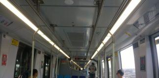 Linha 15-Prata monotrilho da linha 15 prata funcionando