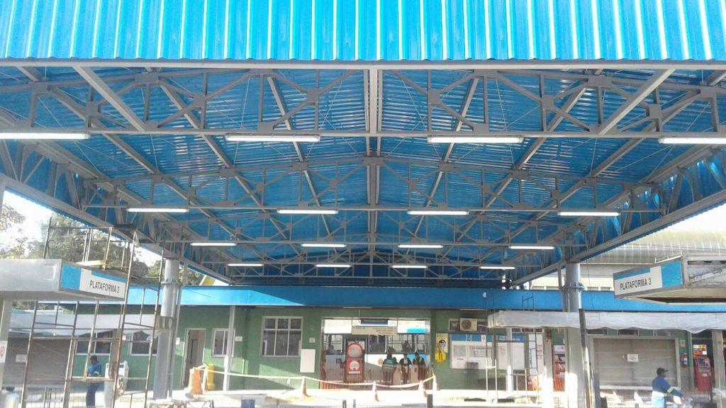 terminal parelheiros instalação