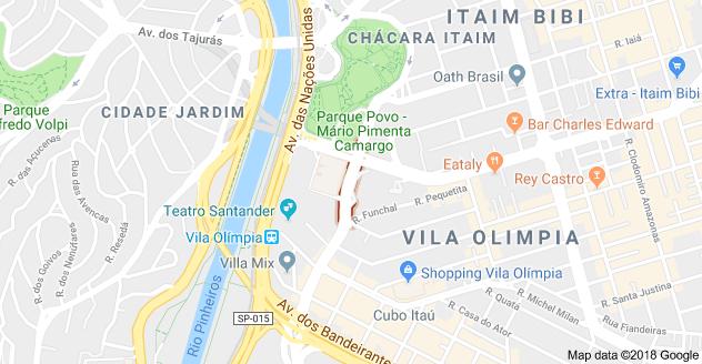Avenida Chedid Jafet Berrini