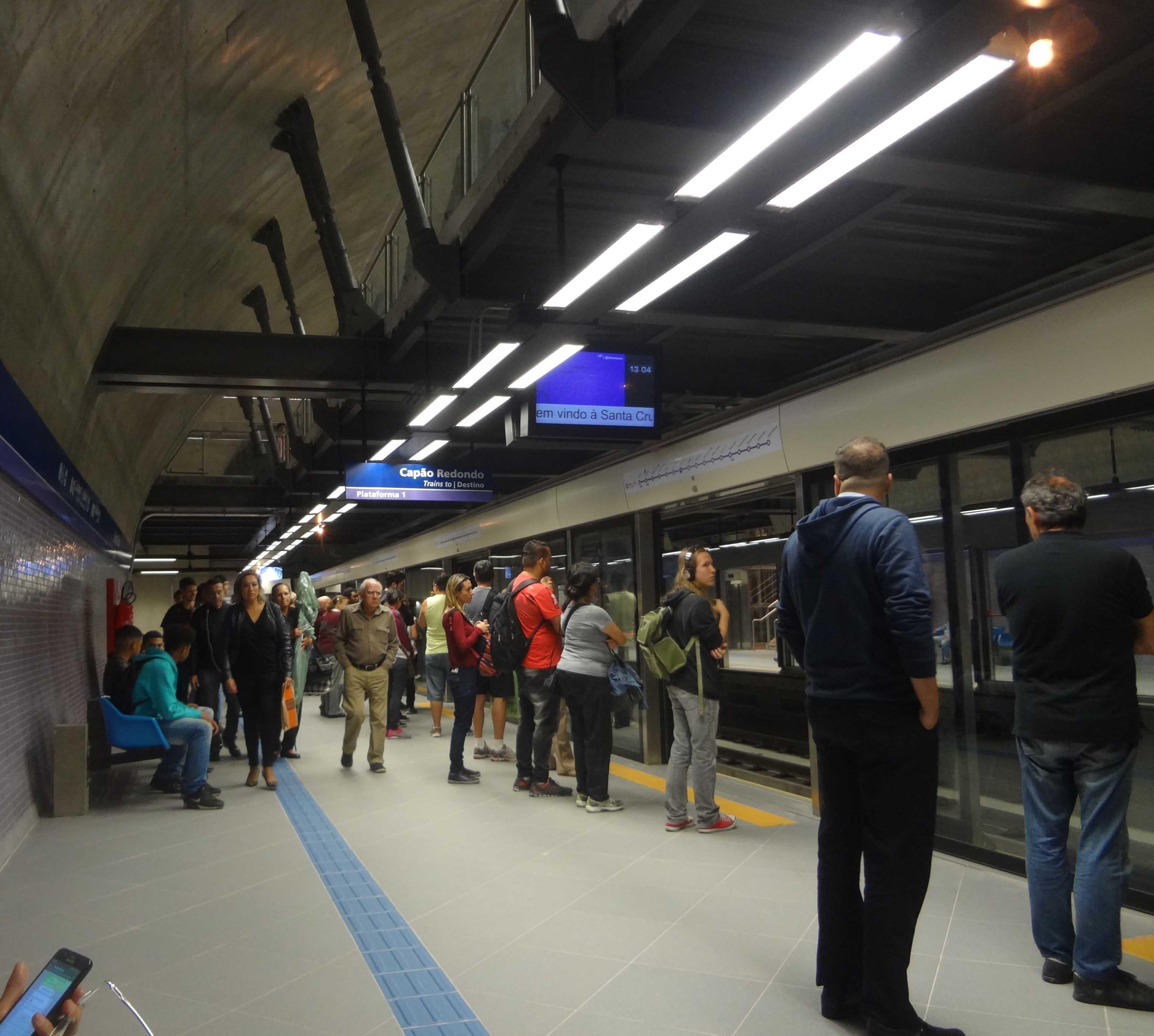 Estação Santa Cruz