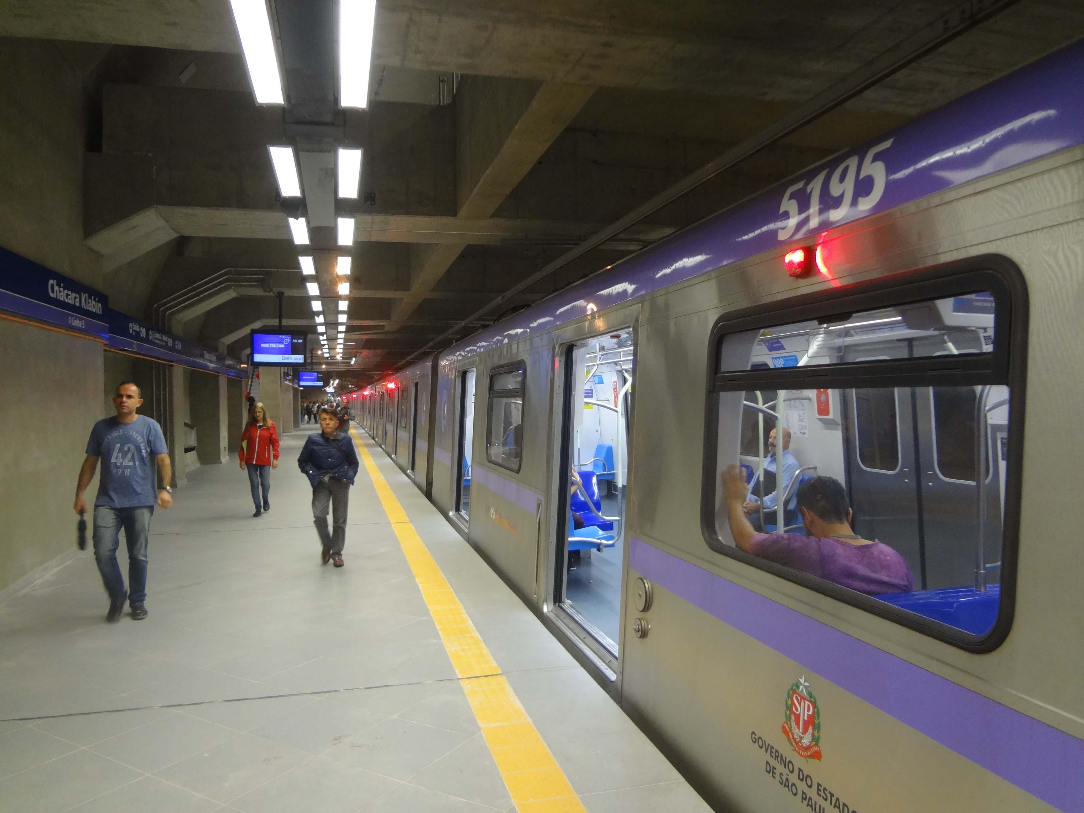 Estação Chácara Klabin