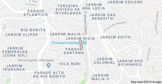Rio Bonito Rua Antônio de Barros Poyares