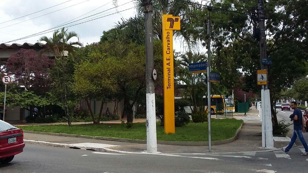 Terminal A. E. Carvalho