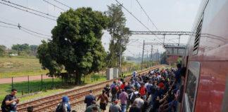 linha 9 esmeralda trem cabo de energia