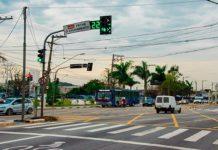 semáforos carapicuíba