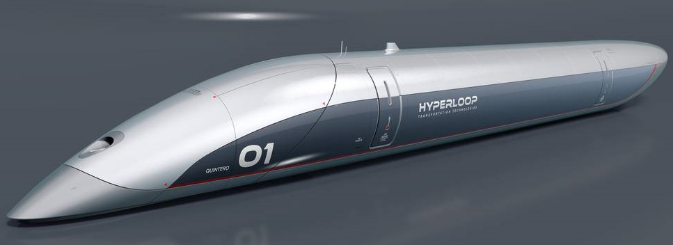 Capsula HyperloopTT