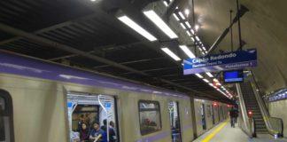 Estação Hospital São Paulo Linha 5-Lilás