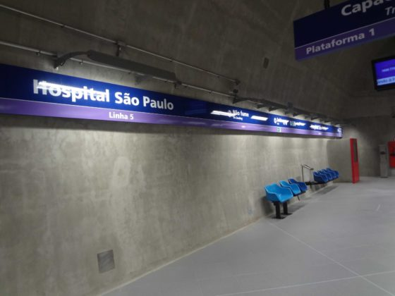 Estação Hospital São Paulo