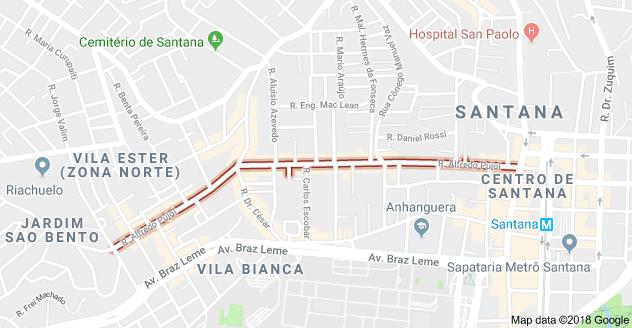 Rua Alfredo Pujol