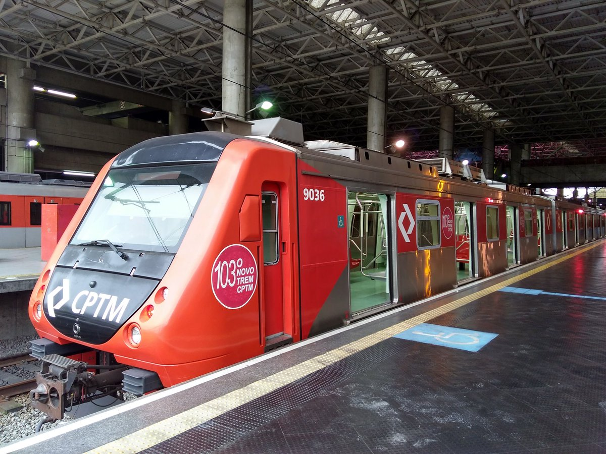 estação brás connect Linha 13-Jade