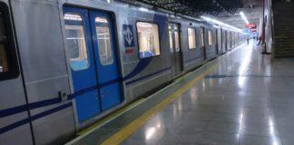 estação greve do metrô de sp feriado