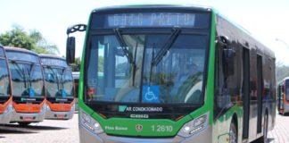 empregador novos ônibus viação gato preto
