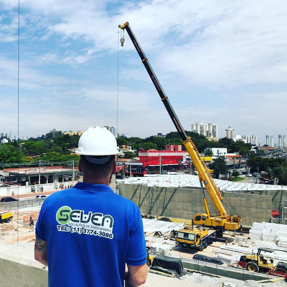 obras Estação São Paulo-Morumbi