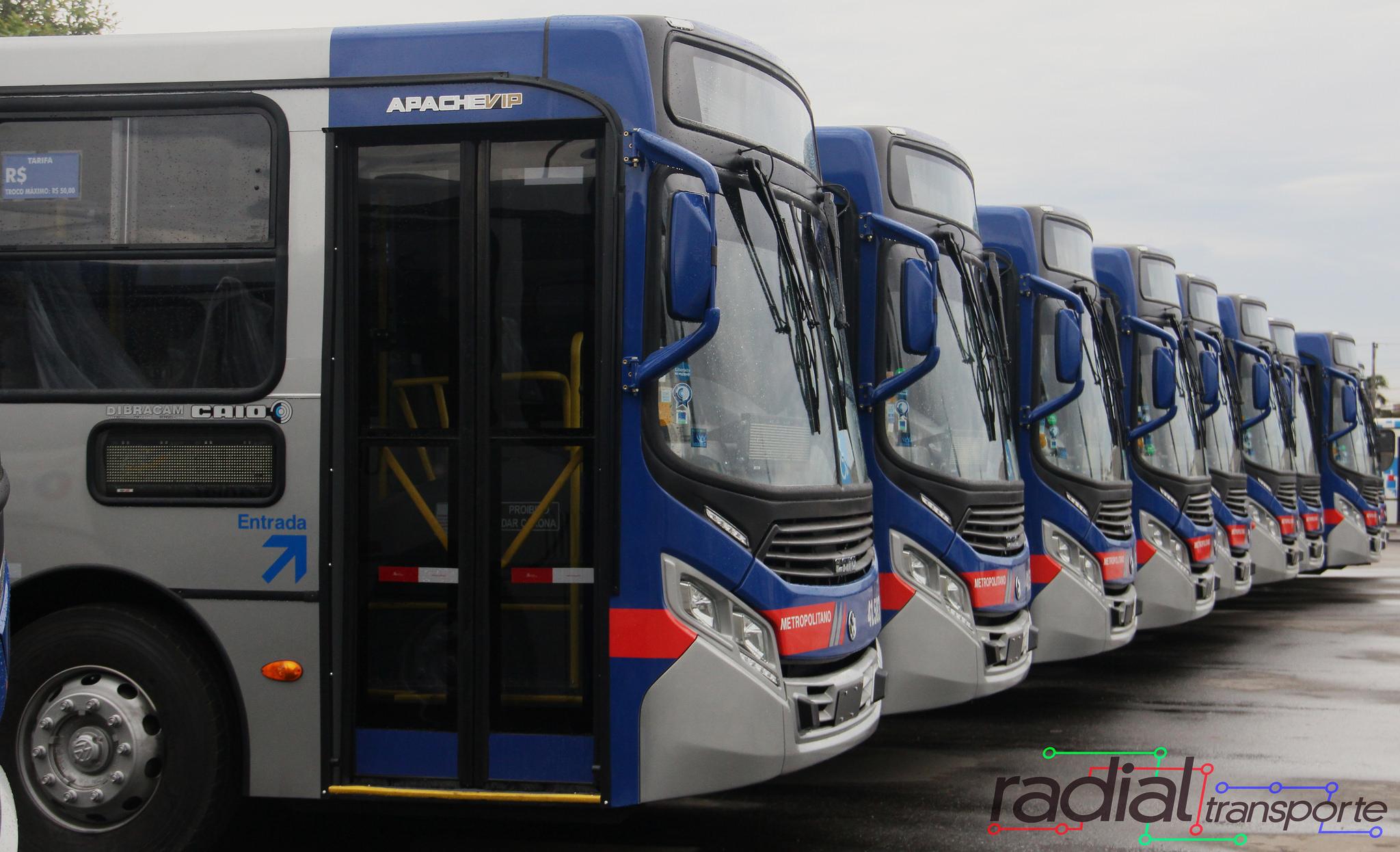 radial transporte alto tietê