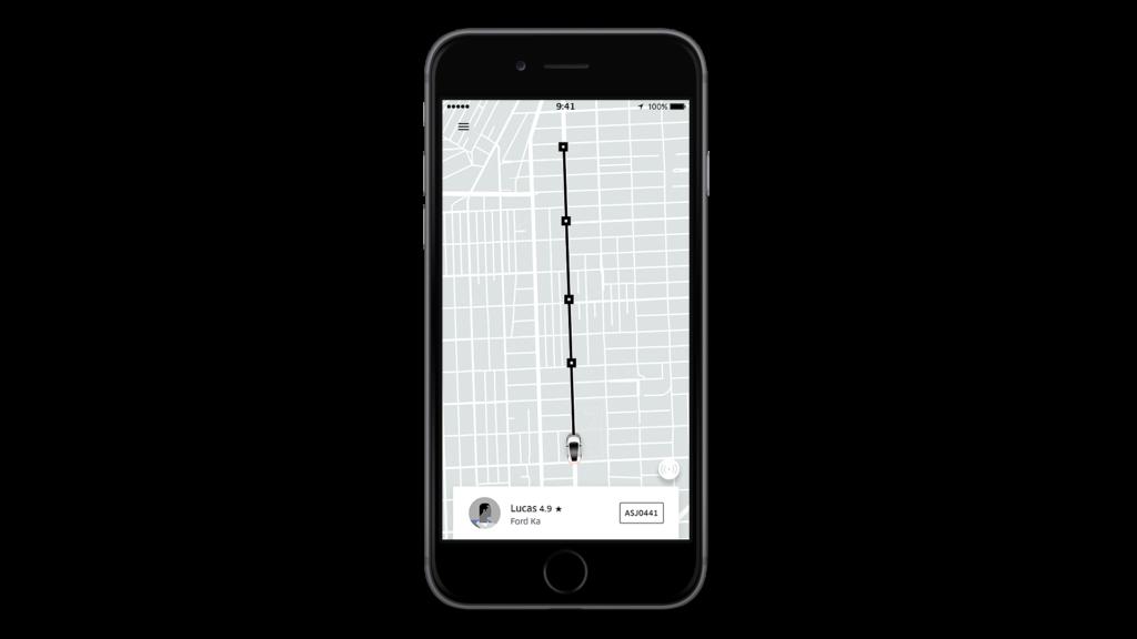 uber juntos aplicativo