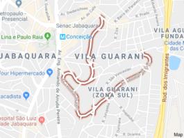 Avenida Leonardo da Vinci Vila Guarani