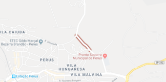 Rua Demétrio Vidal Lopes Perus