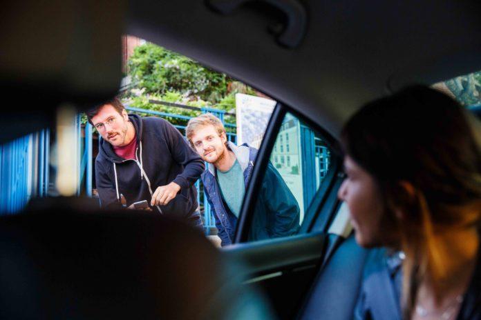 Uber Juntos viagem compartilhada
