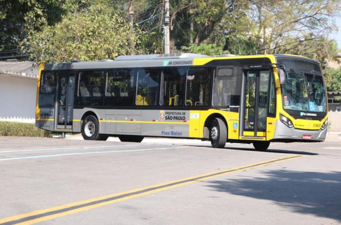 Imagem de ônibus Jardim São Paulo Vale-Transporte