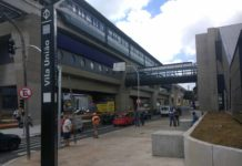 nova estação vila união Linha 15-Prata