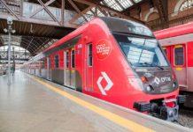 novo trem linha 7 cptm série 9500