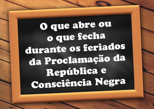 4a76f003e Confira o que abre e fecha na capital paulista durante os feriados ...