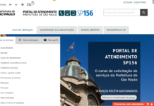 portal sp156 prefeitura