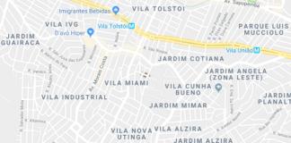 Vila Miami Travessa Giuseppe Amendola